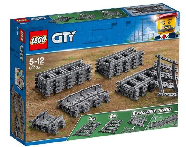 Lego City Schienen mit 20 Teilen für 12,99€(statt 18€)