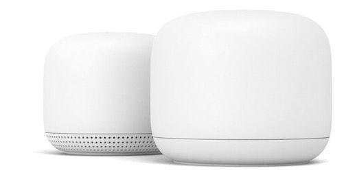 Google Nest Wifi Router & Zugangspunkt für 199€ (statt 249€)