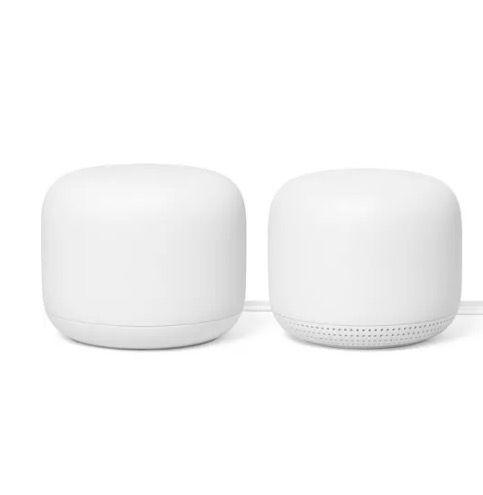 Google Nest Wifi-Router & Zugangspunkt für 145€ (statt 238€)