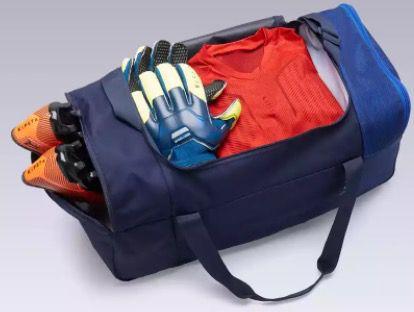 Kipsta Sporttasche Essential mit 55 Liter Volumen für 10,98€ (statt 17€)