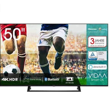 Techwood 50 Zoll UHD LED Fernseher für 279€