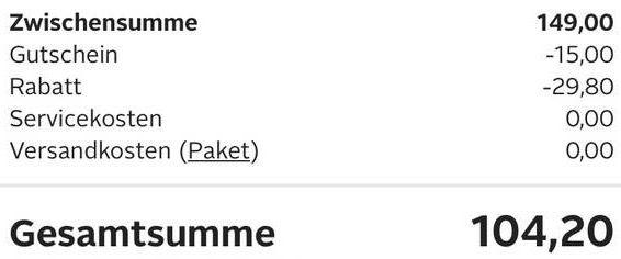 Abgelaufen! Emma One Matratze (Testsieger) 90 x 200cm für 125€ (statt 169€)   Neukunden nur 104€