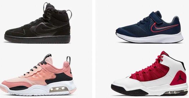 Nike Kids Sale bis  50% Rabatt   z.B. Nike Star Runner 2 für 17,97€ (statt 34€)