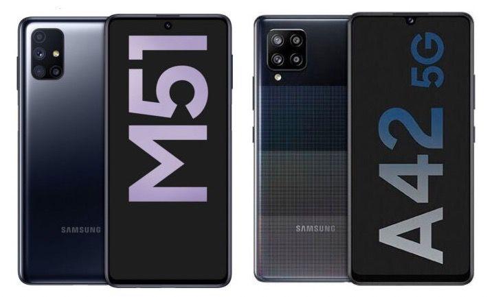 🔥 Samsung Week: 15% Rabatt auf Smartphones und Tablets   z.B. Galaxy A42 5G für 313,65€ (statt 360€)