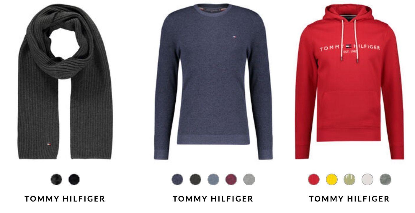 Engelhorn mit 15% auf Topmarken   z.B. Tommy Hilfiger Sweatshirt für 53€