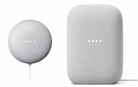 Bundle aus Google Nest Audio und einem Google Nest Mini für nur 99€ (statt 135€)