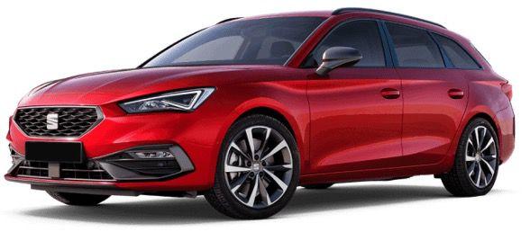 Privat: Seat Leon 1.4 e Hybrid FR DSG Sportstourer mit 204PS für 139€ mtl.   LF 0.39