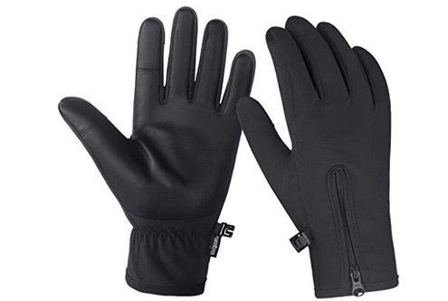 Unigear Touchscreen Handschuhe Anti Rutsch und Atmungsaktiv 5,99€ (statt 13€)