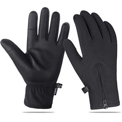 Unigear Touchscreen-Handschuhe Anti-Rutsch und Atmungsaktiv 6,49€ (statt 13€)