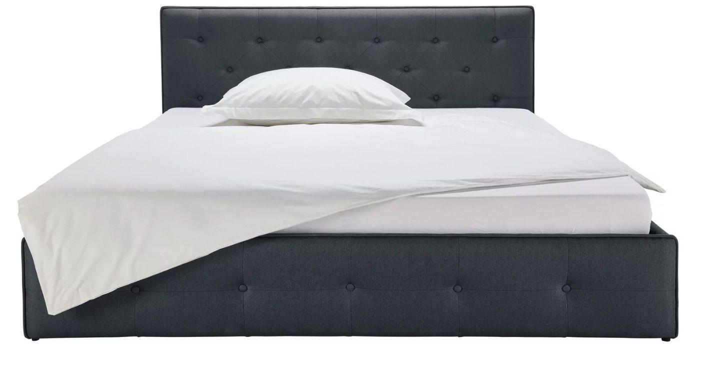 Bessagi Home Bett Julie (180 x 200 cm, inkl. Lattenrost) 179€ inkl. Versand (statt 240€)
