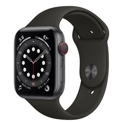 Apple Watch Series 6 (GPS + LTE) in 44mm für 493,15€(statt 536€)
