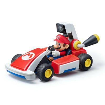 Nintendo Mario Kart Live: Home Circuit als Luigi-Set für 88,89€ (statt 106€)