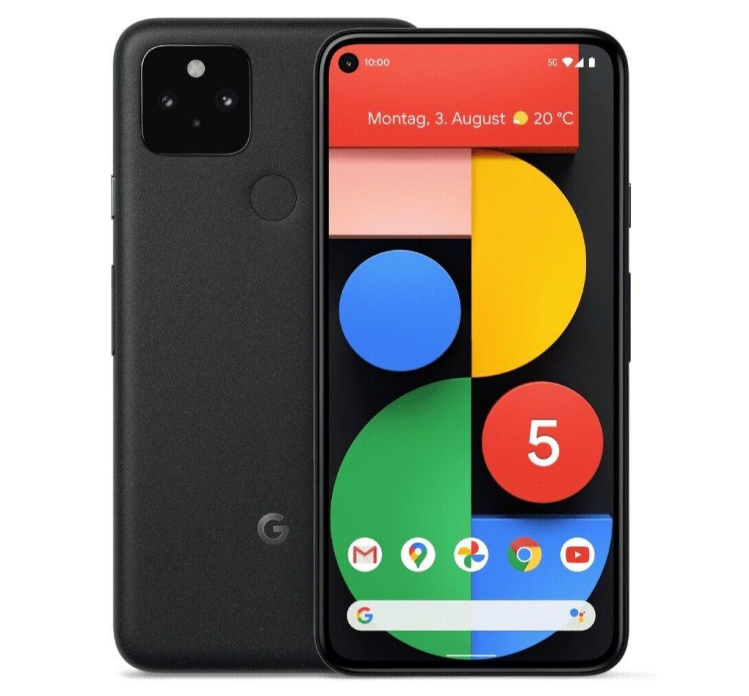 Google Pixel 5 für 169€ mit Telekom Allnet-Flat inkl. 12GB LTE für 30€ mtl.