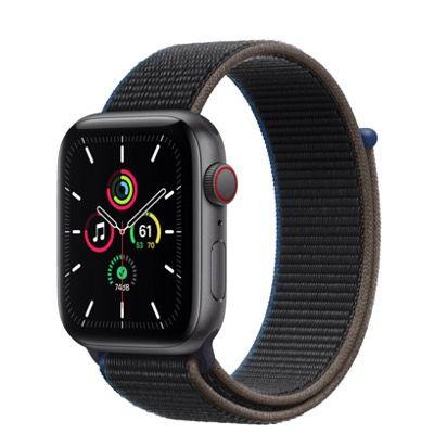 Apple Watch SE in 44mm mit LTE und SportLoop für 332,46€ (statt 365€)