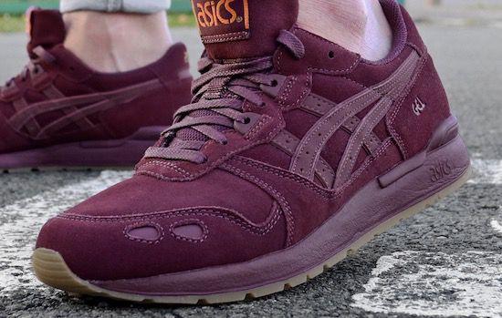 Asics Tiger GEL Lyte Sneaker aus Leder bis Größe 46.5 für 43,94€ (statt 50€)
