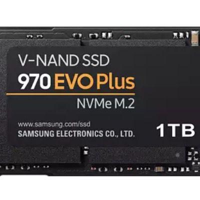 Samsung 970 EVO Plus 1TB SSD für 99€ (statt 125€)