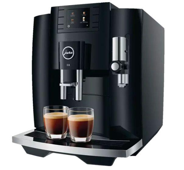 JURA E8 Kaffeevollautomat (Modell 2020) für 849€ (statt 949€)