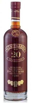 Vorbei! Ron Centenario 20 Solera Fundacion Rum für 33€ (statt 45€)