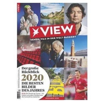 12 Ausgaben der View (Stern Tochter) für 56,40€ + 40€ Gutschein
