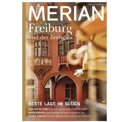 4 Ausgaben Merian Reise Magazin nur 25,95€   Prämie: 25€ Amazon Gutschein