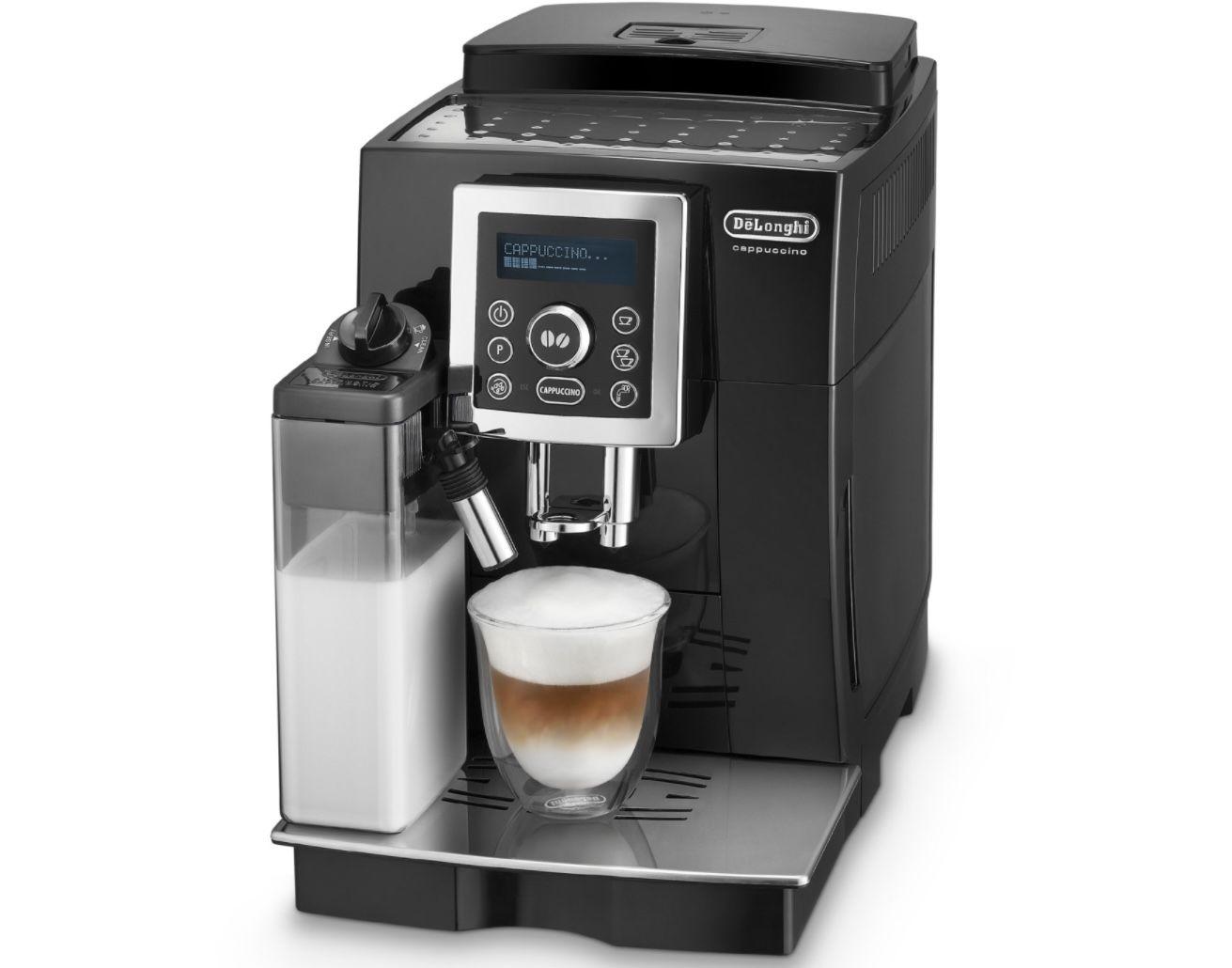 DeLonghi ECAM 23.466.B Kaffeevollautomat für 403,99€ (statt 465€)