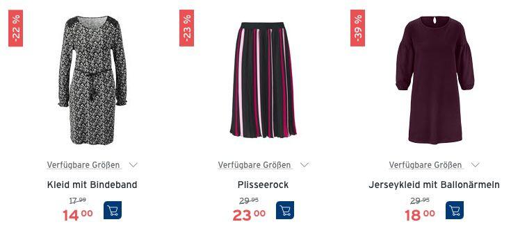 Tchibo Sale mit 20% Extra Rabatt ab 3 Artikeln + ab 20€ keine VSK