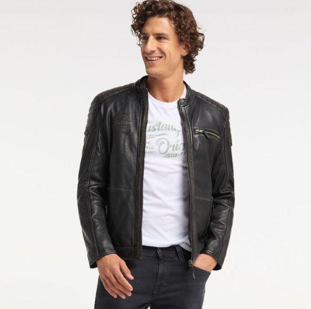 Mustang Sale bis  60% + 20% Rabatt + kostenlose Retoure   z.B. T Shirts schon ab 6,39€