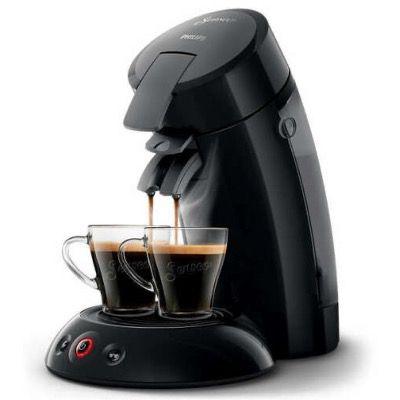 Philips Original Senseo HD6553/67 Kaffeepadmaschine für 39,99€ (statt 53€)