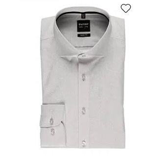 Schnell! Olymp Hemd Level 5 Body Fit oder Luxor Modern Fit für je 9,99€ (statt 30€)