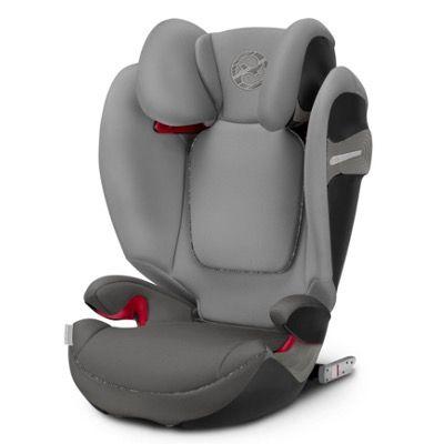 cybex GOLD Kindersitz Solution S iFix in Manhattan Grey für 134,99€ (statt 190€)