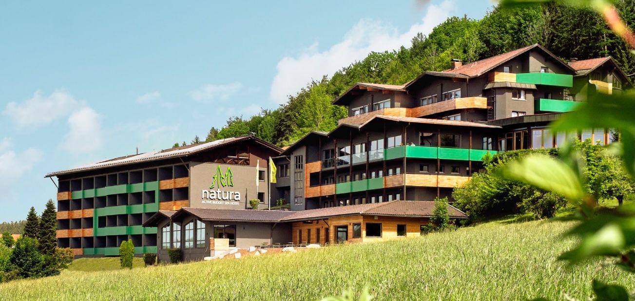 2 ÜN im Bayerischen Wald inkl. Frühstück, Lunch, Spa & Fitness ab 124€ p.P.