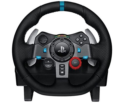 Logitech G29 Driving Force Rennlenkrad mit Pedalen für 199€ (statt 232€)