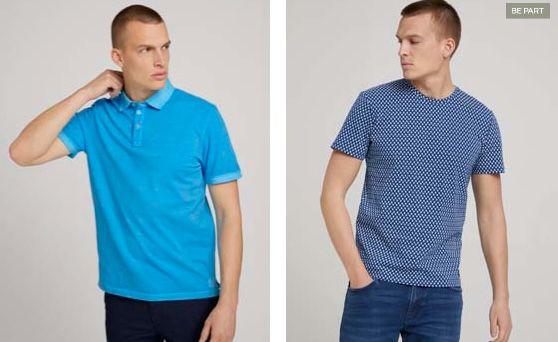 30% Extra Rabatt auf bereits reduzierte Tom Tailor T Shirts   schon ab nur 5,59€