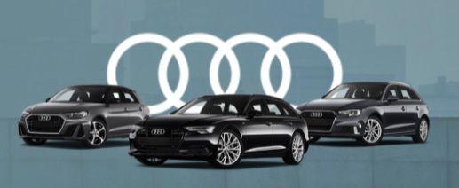Audi Gebrauchtwagen Wochen mit geprüften Jahreswagen im Leasing