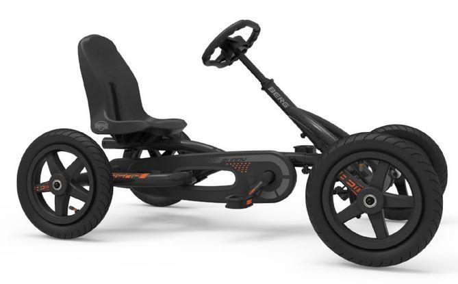 BERG Pedal Go Kart Buddy Graphite Sondermodell für 214,99€ (statt 252€)