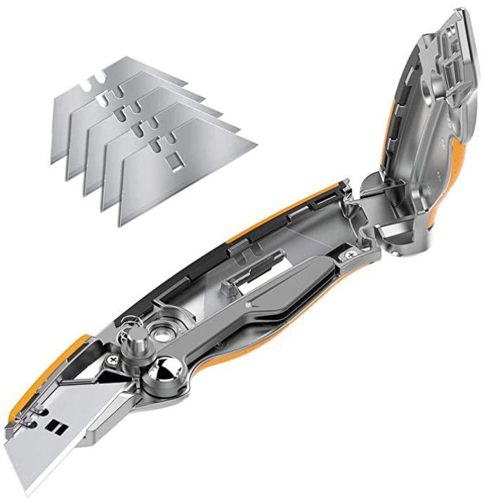 Fiskars CarbonMax Universalmesser mit feststehender Klinge für 14,90€ (statt 23€)