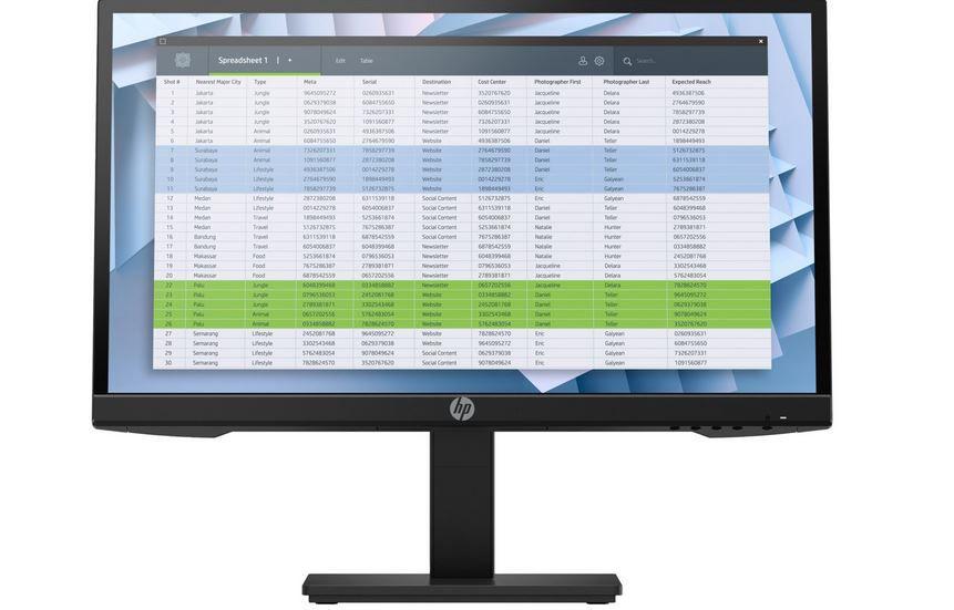 OMEN by HP 25   24,5 Zoll Monitor mit 144 Hz für 169€ (statt 203€)