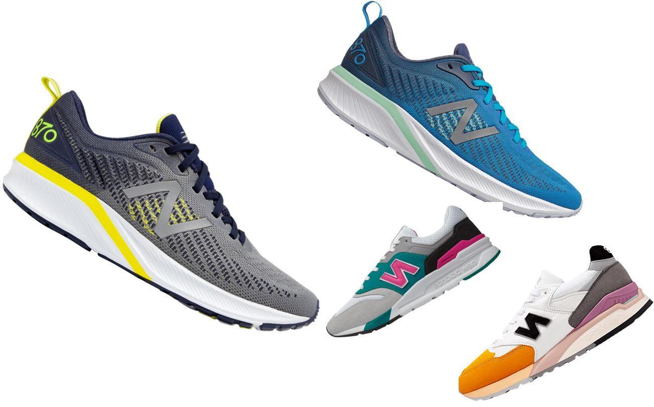 New Balance kleiner Sneaker Sale mit bis 50% Rabatt