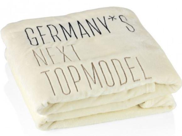 Top! GNTM Kuscheldecke 150×200 cm für 13,98€ (statt 25€)