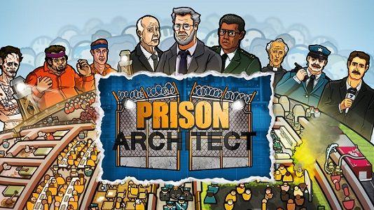 Steam: Prison Architect kostenlos (IMDb 7,9/10)