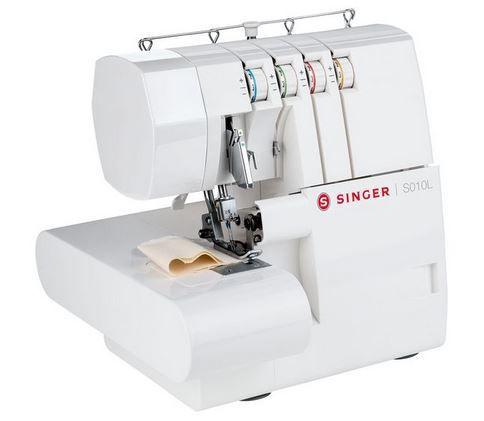 Singer S1010 Overlock Nähmaschine ab 144,53€ (statt 199€)