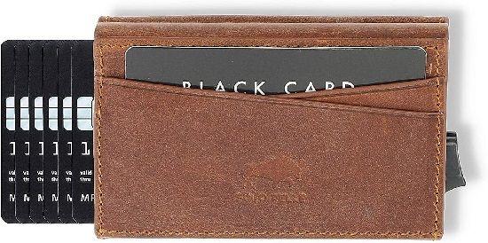 Solo Pelle Kartenetui mit RFID Schutz in 5 Designs für 19,90€ (statt 40€)