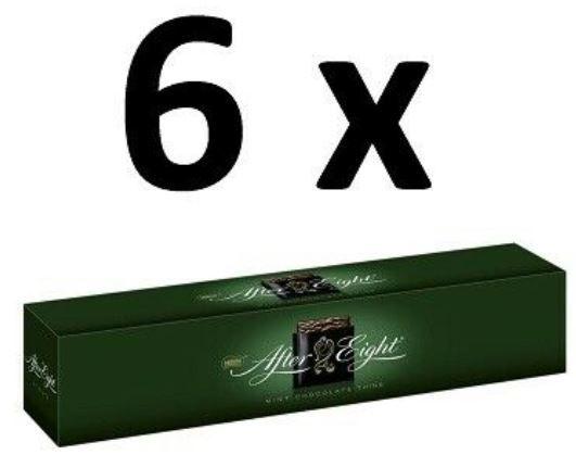 After Eight Classic 400g Mint Schokolade 6er Pack (2,4kg) für 21,97€ (statt 30€)