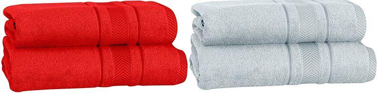 2er Pack Mixibaby Frottee Badetücher (100x150) oder Saunatücher (80x200) aus 100% Baumwolle für je 15,99€ (statt 24€)   viele Farben