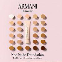Vorbei! Make Up Probe von Armani anfordern