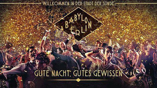 ARD: Alle Staffeln von Babylon Berlin streamen (IMDb 8,4/10)