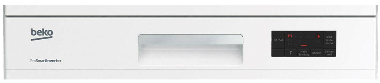 Beko DFN16430W A+++ Stand Geschirrspüler unterbaufähig 60cm in Weiß für 319,90€ (statt 449€)