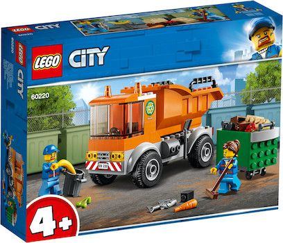 Lego 60220 City Müllabfuhr für 10,99€(statt 17€)