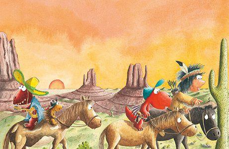 Der kleine Drache Kokosnuss – bei den Indianern gratis als MP3 herunterladen