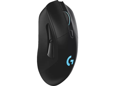 Logitech G703 Hero Gaming Maus in Schwarz für 66€ (statt 77€)